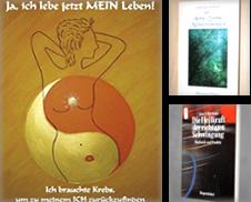 Alternative Medizin & Naturmedizin, Esoterik, Magie & Grenzwissenschaften Sammlung erstellt von Buchspeicher Patrick Wellmann