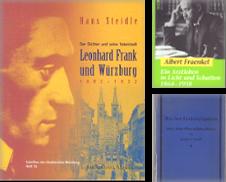 Biographien Sammlung erstellt von Antiquariat Ahrens