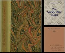 Geschichte Sammlung erstellt von Stader Kunst-Buch-Kabinett ILAB