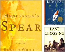 Canadian Fiction Sammlung erstellt von Far Fetched Books