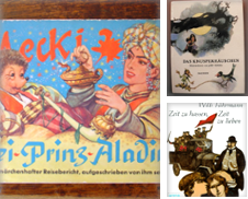 Kinder- und Jugendbücher Sammlung erstellt von Antiquariat carpe diem, Monika Grevers