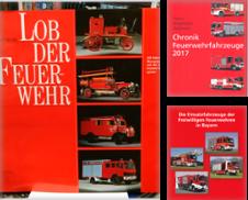 Automobil, Feuerwehr und Polizei Sammlung erstellt von Antiquariat Torsten Bernhardt eK
