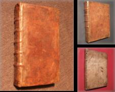 Livres anciens Proposé par Tant qu'il y aura des livres