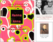 Briefe Sammlung erstellt von BrückenBuchhandlung und Antiquariat