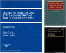 Administrative Law Curated by J. C. Burris, Bookseller