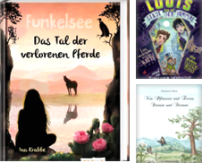 Jugendbuch Sammlung erstellt von AHA-BUCH GmbH