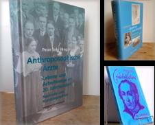 Biografien Sammlung erstellt von ANTHROPOSOPHIE-Antiquariat Ruth Jäger