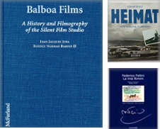 Cinema Curated by Samuel Lasenby Bookseller