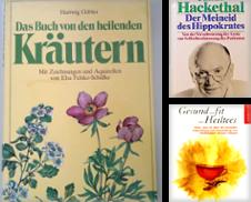 Alternativmedizin Sammlung erstellt von Buch et cetera Antiquariatsbuchhandel