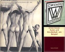 Kunst Sammlung erstellt von Versandantiquariat Wieden