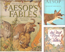 Aesop Fables Curated by Nanny's Web
