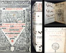 Alte Drucke Sammlung erstellt von Antiquariat Haufe & Lutz