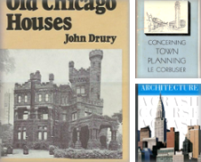 Architecture Curated by Booklady Used and Rare Books