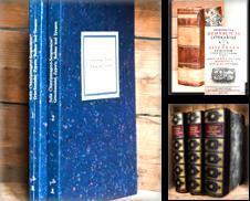 Bibliographie-Buchwesen Sammlung erstellt von Antiquariat Thomas Rezek