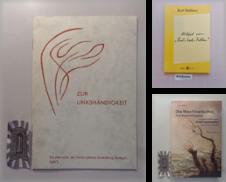 Anthroposophie Sammlung erstellt von Druckwaren Antiquariat GbR