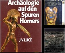 Archäologie Curated by Versandantiquariat Kerzemichel