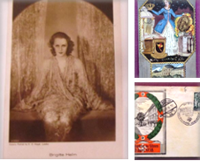 Ansichtskarten-Berühmte Personen Sammlung erstellt von ANTIQUARIAT H. EPPLER