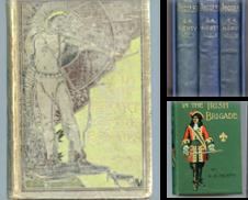 G. A. Henty Sammlung erstellt von Ian Thompson