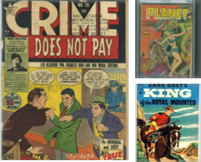 Golden Age Comic Books Curated by All Star Comics