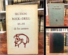 Dichtung Sammlung erstellt von Antiquariat Claudia Seibold