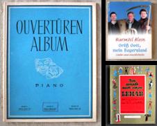 Musik (Noten & Musikalien) erstellt von Antiquariat und Verlag Nikolai Löwenkamp