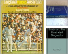 Cricket Curated by Graham  Toms Fine & Rare Books