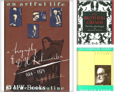 Biography Curated by Laura Festinger, Books