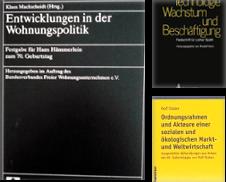 Gedenkschriften Sammlung erstellt von Gast & Hoyer GmbH