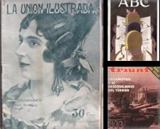 Revistas Proposé par Librería Anticuaria Raimundo