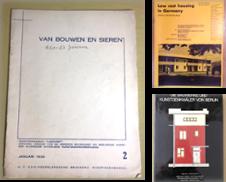 Architektur Sammlung erstellt von Antiquariat Cassel & Lampe Gbr