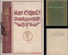 Bankwesen Sammlung erstellt von Antiquariat Hohmann