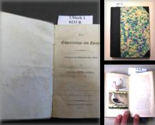 Botanik und Zoologie Sammlung erstellt von P. u. P. Hassold OHG