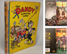Comics & Graphic Novels Curated by Armchair Books