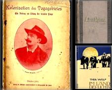Afrika Sammlung erstellt von Antiquariat  Jürgen Fetzer