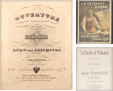 Printed Music Curated by J & J LUBRANO MUSIC ANTIQUARIANS LLC