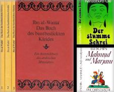Asiatische Literatur Sammlung erstellt von Antiquariat an der Nikolaikirche