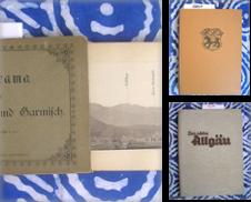Bavarica Sammlung erstellt von Versandantiquariat Lesemeile