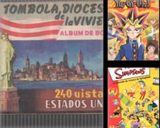 Álbumes Incompletos de Hipercomic