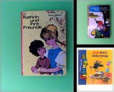 Jugendbücher Sammlung erstellt von Henning Business Capital Limited