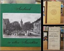 Ansbach Sammlung erstellt von Göppinger Antiquariat