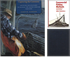 Commercial Fishing Curated by Nautical Scribe Books