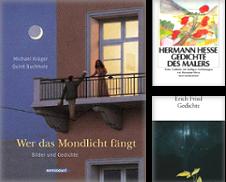 Gedichte Sammlung erstellt von Antiquariat Harry Nimmergut