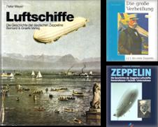 Luftfahrt, Ballone und Zeppeline erstellt von Antiquariat Torsten Bernhardt eK