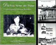 Berlin Brandenburg Sammlung erstellt von Versandantiquariat Wolter