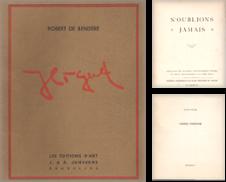 Auteurs belges Sammlung erstellt von Librairie l'Aspidistra