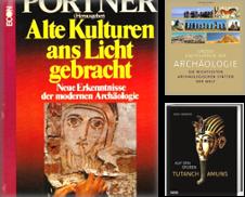 Archäologie Sammlung erstellt von Versandantiquariat Maria Klarmann