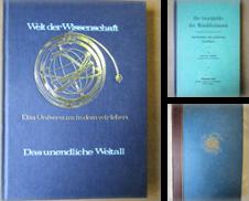 Astronomie Sammlung erstellt von Antiquariat Gisa Hinrichsen