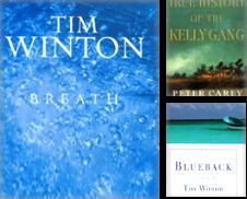 Australian Fiction Sammlung erstellt von Far Fetched Books