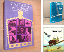 Aircraft- Aviation-avion Curated by A Biblio-omnivore-Harvey Lev