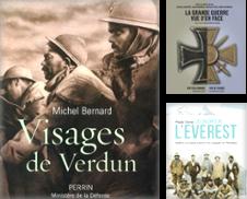 1ere Guerre Mondiale Proposé par Librairie Guillaume Bude-Belles Lettres